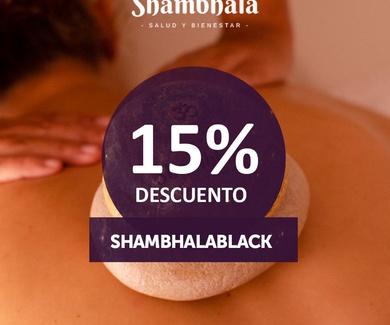Llega el Black Friday 2019 a Shambhala!!!