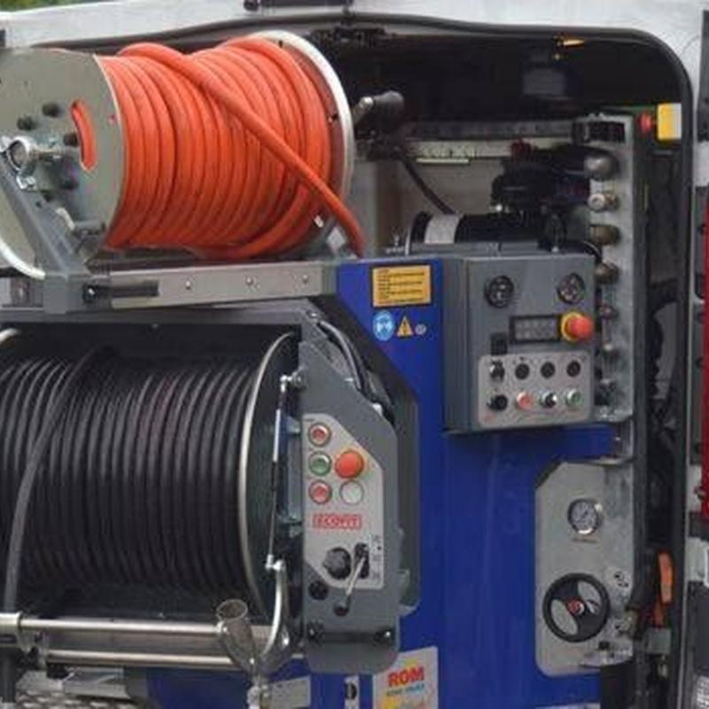 Reparación de tuberías sin obra: Servicios de Accesa Desatascos