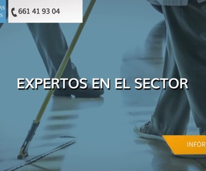 Limpieza de comunidades en Cáceres - Limpiezas Campos