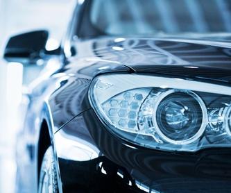 Limpieza del vehículo a mano: Nuestro Taller de Talleres Sanse Sport