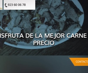 Restaurante con menú en Salamanca | Don Cochinillo