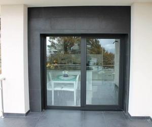 Puertas correderas de aluminio