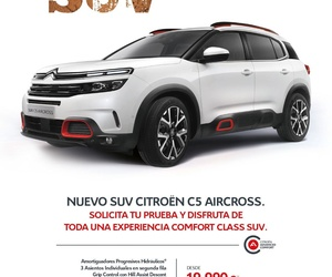 Nuevo SUV Citröen C5 Aircross
