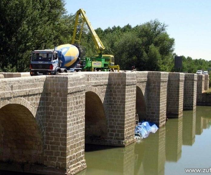 Rehabilitation of bridges and viaducts: Services de Trabajos Especiales ZUT
