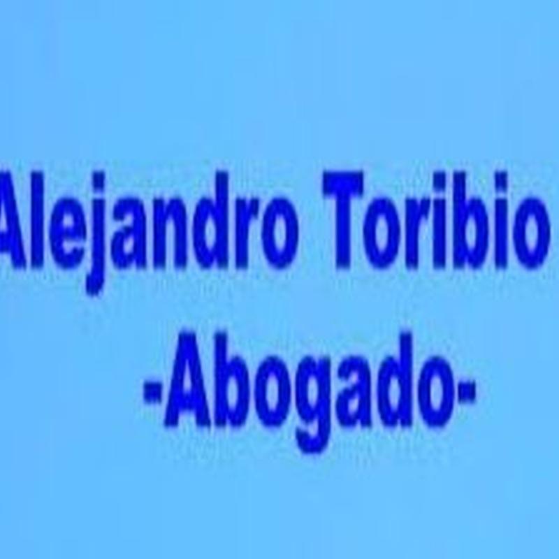 ÁREAS DE ACTUACIÓN: Especialidades de Alejandro Toribio Abogado