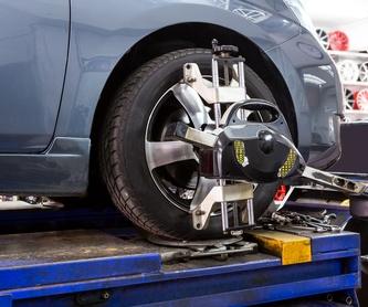 Mecánica rápida: Servicios de Neumáticos Berlá