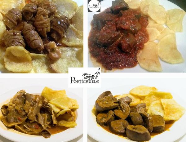 Dónde comer en Huelva platos típicos andaluces