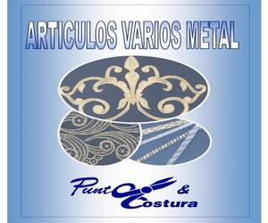 Artículos Varios Metal