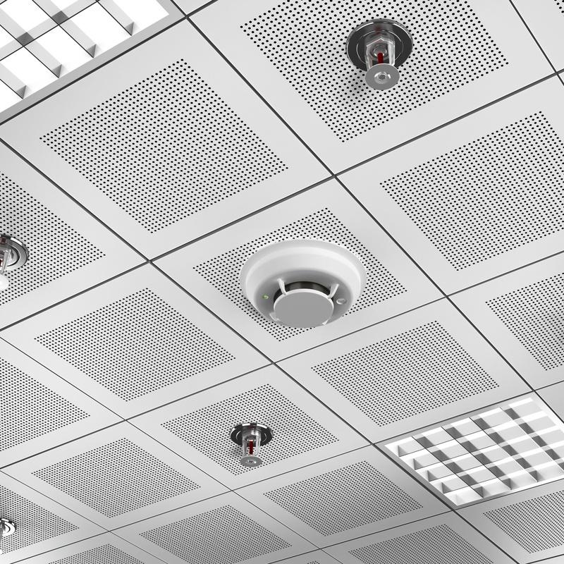 Detectores y alarmas contra incendio: Servicios de Visufoc
