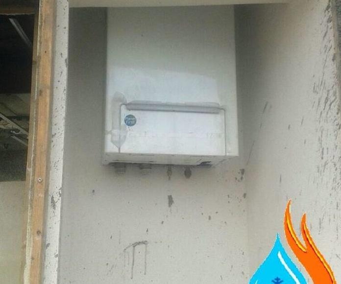 Instalación calderas: Servicios y trabajos de FGR Instalaciones y Mantenimientos
