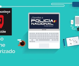 CURSO OPOSICIONES PARA POLICÍA LOCAL: Cursos de Centro de Enseñanza J. J. Formación