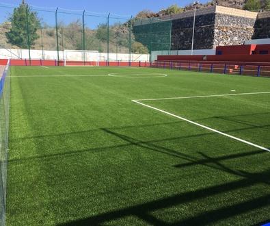 Finalizamos dirección de obra polideportivo Chiguergue
