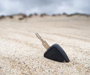 Recuperación de llaves por pérdida total
