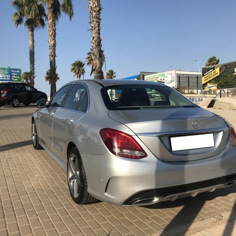 MERCEDES BENZ C220 CDI: COCHES DE OCASION de Automóviles Parque Mediterráneo
