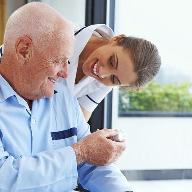 Residencias de ancianos: Evita el sentimiento de culpa