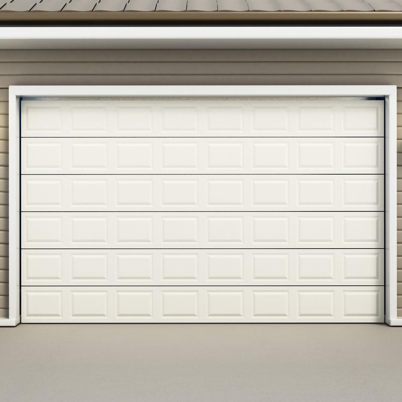 Puertas seccionales de garaje: Servicios de MULTISERVICIOS CAMPOY
