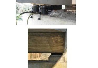 Alzado de estructuras (gateo)