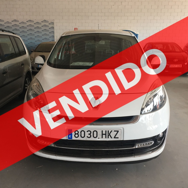 RENAULT GRAND SCENIC: COCHES DE OCASION de Automóviles Parque Mediterráneo