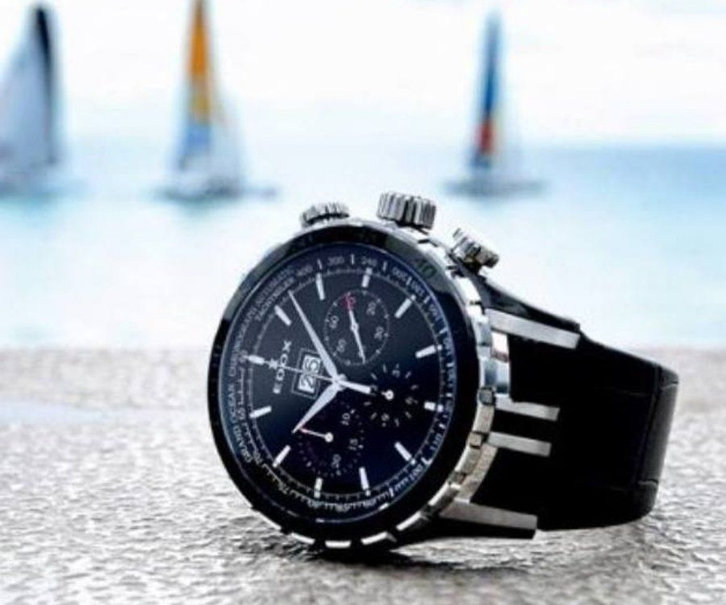 El reloj como un complemento elegante para caballeros