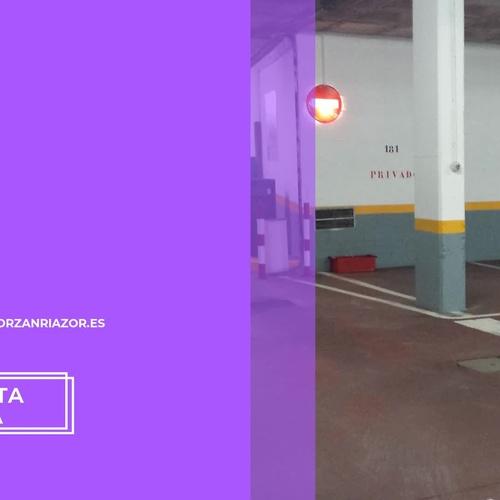 Aparcamientos en A Coruña | Aparcamiento Orzán - Riazor