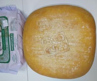 Pieza queso mini Santa Catalina semi 0,850-1,000 Kg