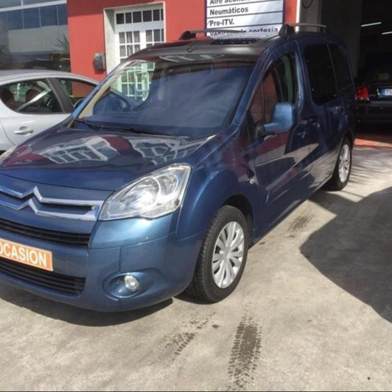 Citroën Berlingo 1.6 HDI 110CV: Vehículos de ocasión de OCASIÓN A LAGOA