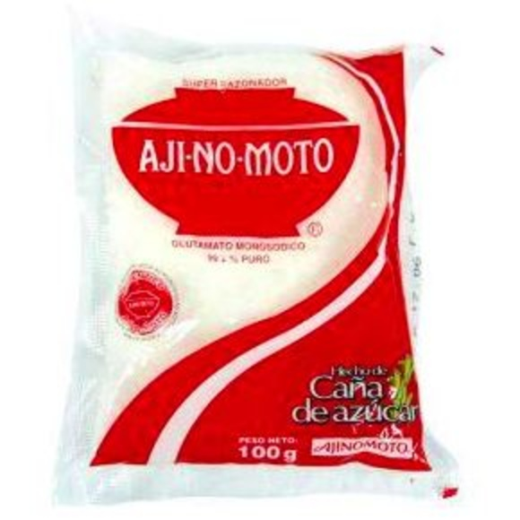 Ajinomoto 100 y 500 grs.: PRODUCTOS de La Cabaña 5 continentes