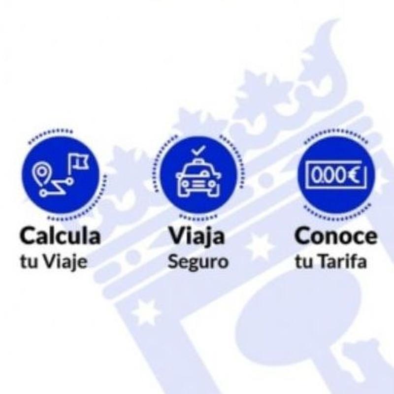TXMAD: LA PRIMERA APP INFORMATIVA DEL TAXI DE MADRID PARA VIAJEROS Y TAXISTAS