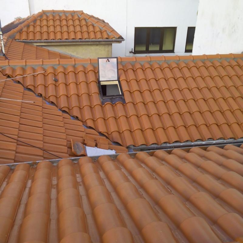 Instalación y reparación de tejados: Servicios de Asturcore