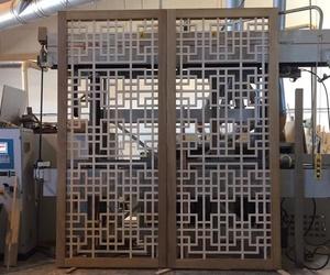 Fabricación, instalación y montaje de puertas y ventanas de madera