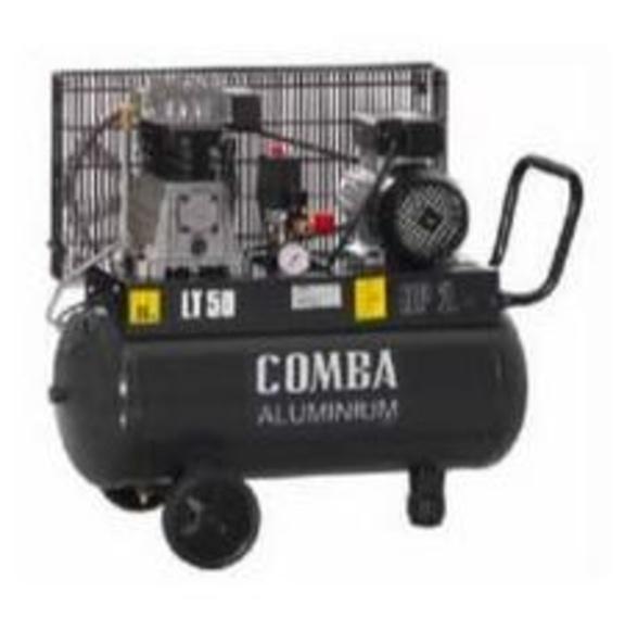 Compresores de pistón serie Comba - acoplamiento por correas