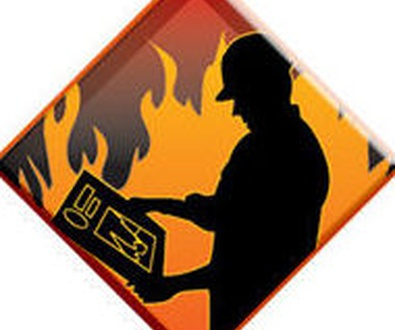 Reglamentos de seguridad contra incendios en establecimientos industriales y en edificios.