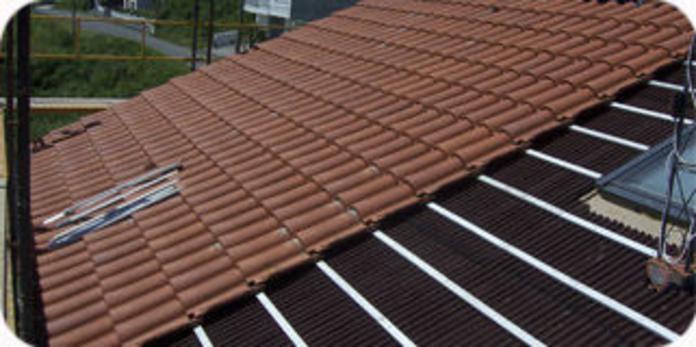 Cubiertas y tejados: Trabajos de Acebo Trabajos Verticales