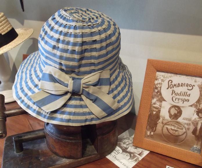 SOMBRERO 100% ALGODÓN: Catálogo de Sombrerería Citysport