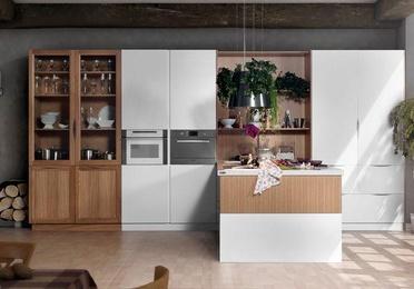 Cocina Delta modelo Luxe Albero