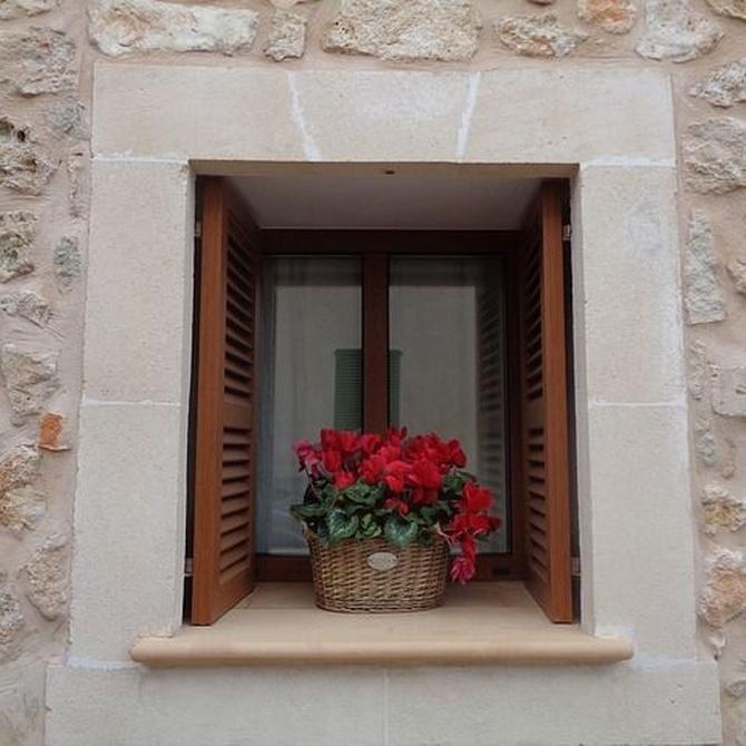 Ventajas y tipos de ventanas de madera