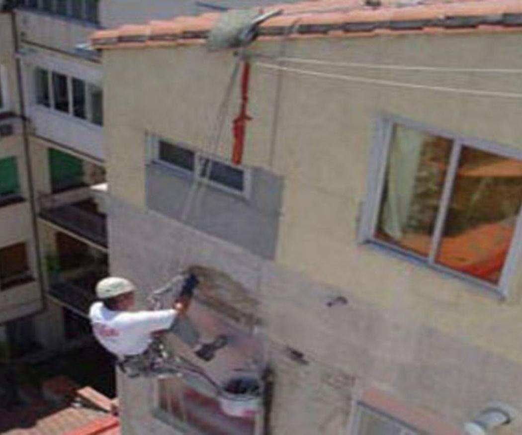 ¿Quieres rehabilitar un edificio sin estructuras metálicas?