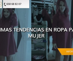 Tienda de ropa para mujer en Málaga | Detopati
