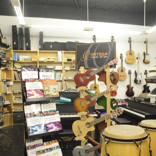 Tienda de música en Bizkaia