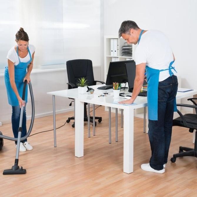 El orden y la limpieza están siempre presentes en la prevención de riesgos laborales
