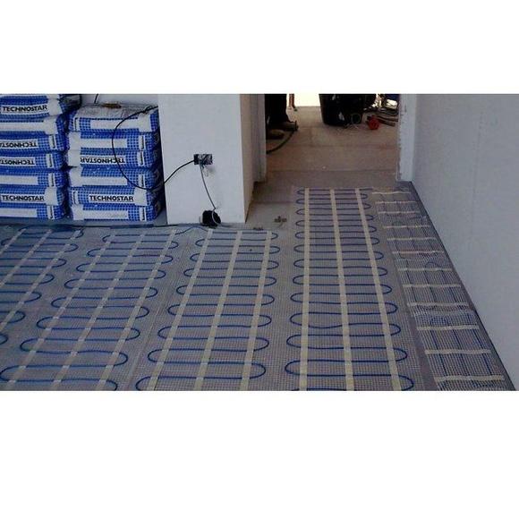 Calefacción de suelo radiante eléctrico: Servicios de Instalaciones Térmicas Controladas