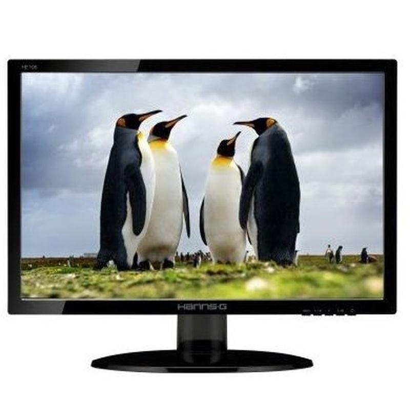 "Hanns G HE195ANB monitor 18.5 "" LED 16:9 VGA: Productos y Servicios de Stylepc"