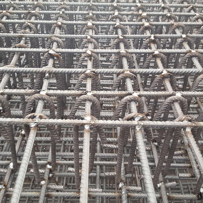 Fabricación de ferralla: Productos y servicios de Ferralla y Forjados Santa Cruz
