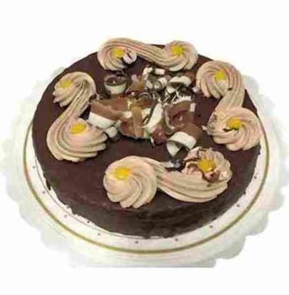 Tarta Sacher trufa: Catálogo de Regalos de Floresdalia.com