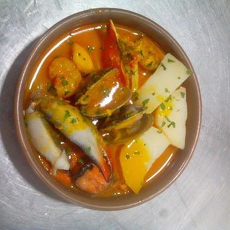 Otros platos: Carta de Mesón Restaurante A Ría
