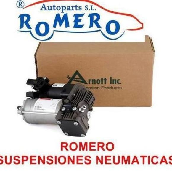 Compresor Mercedes serie S W221: Suspensiones y vehículos de Romero Autoparts Zaragoza