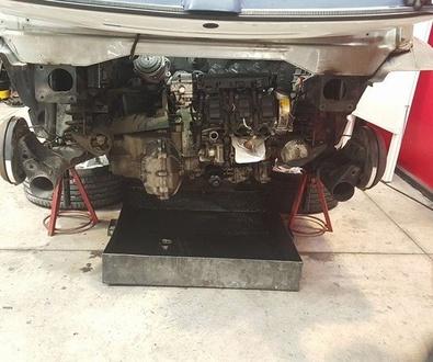 Reparación motor Smart 600