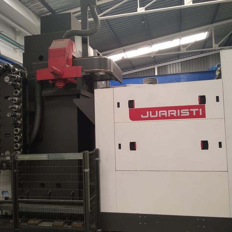 CNC5 JUARISTI: Servicios de GMB Inducción, S.L.