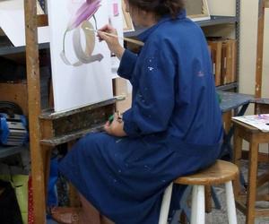 Pintura al óleo, acrílico y técnicas mixtas