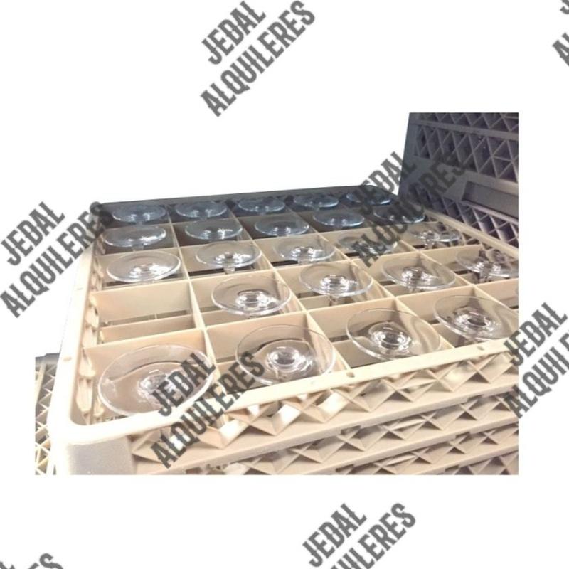 Cesta para vasos 25 compartimentos: Catálogo de Jedal Alquileres